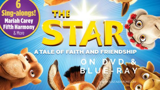 the star movie, baby jesus, mary and joseph, movie review
