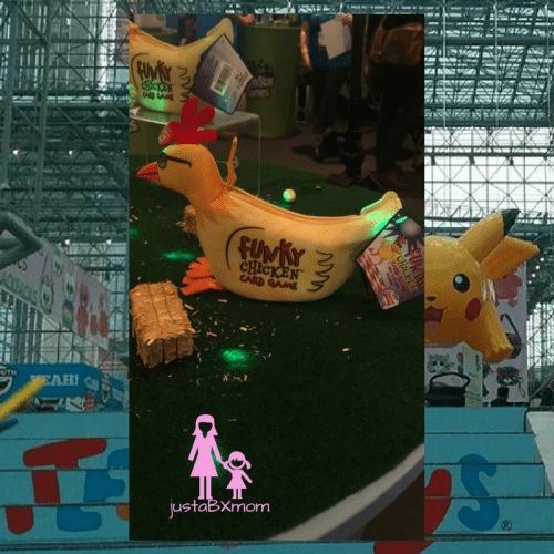 north star games, funky chicken, happy salmon, card games