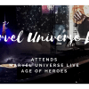 marvel universe, marvel, marvel live, age of heroes, black panther, black widow, guardians of the galaxy, the avengers