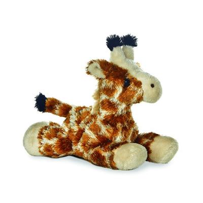 giraffe, stuffed animals, aurora
