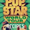pup star world tour, recipes, naan, mexican corn, nigerian coconut balls, almond cookies