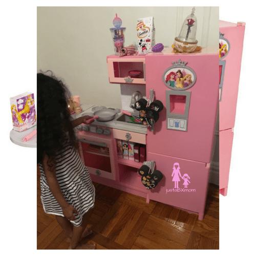 Disney Dreaming Disney Princess Style Gourmet Kitchen Justabxmom Com