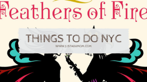 shadow theater, nyc theater, things to do, nyc events