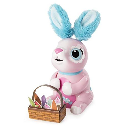 zoomer, spinmaster, spin master, feed the bunny, carrot eater, christmas wishlist