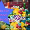 classroom birthdays, classroom parties, gift guides, amazon, toys