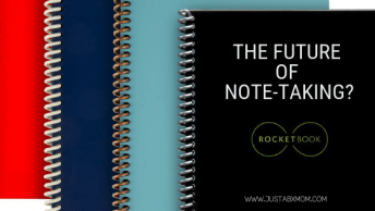 rocketbook, everlast rocketbook, note-taking, digital notes, organizing