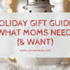 what to buy mom, mom's wishlist, shopping for mom