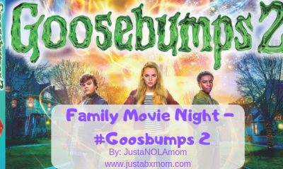 goosebumps, goosebumps 2, movie review