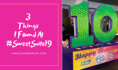 what is sweet suite, toy insider, sweet suite, toy event, influencer event