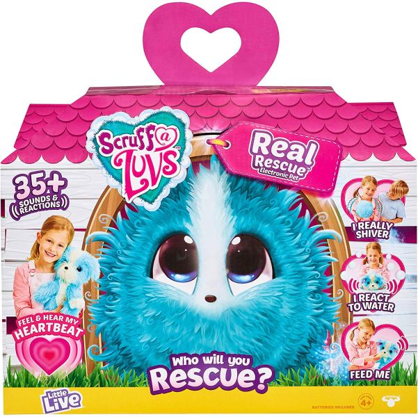 electronic rescue pet