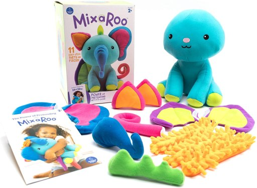Mixaroo box and contents