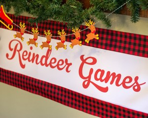 """PANCAKES, PAJAMAS AND PLAID"" KID'S CHRISTMAS PARTY WITH ORIENTAL TRADING -PART 2"