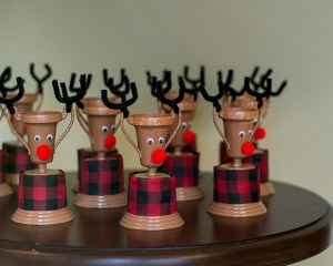 DIY Reindeer Trophy
