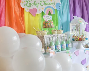 """""""You're my Lucky Charm"""" St. Patrick's Day Party"""