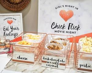 Chick Flick Movie Night