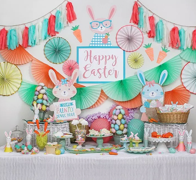 easter, easter party