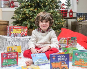 Children's books series boxed set giveaway