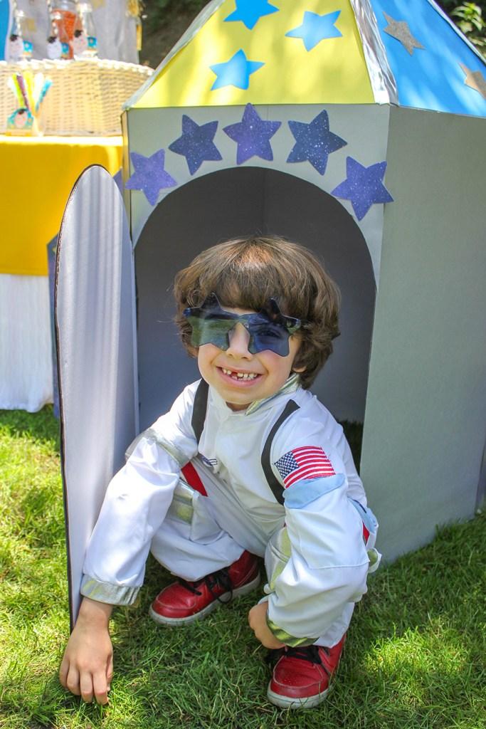 little astronaut graduate