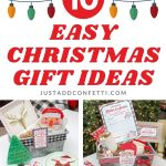 top 10 easy christmas gift ideas