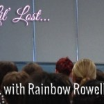 Recap: Fangirling with Rainbow Rowell & Elaine Lui
