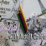 Which One to Colour? Taking a look at adult colouring books