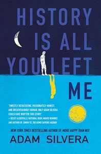 Review: History Is All You Left Me by Adam Silvera