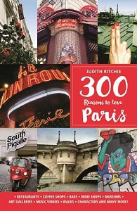 A Guide to the Latest Paris Guidebooks