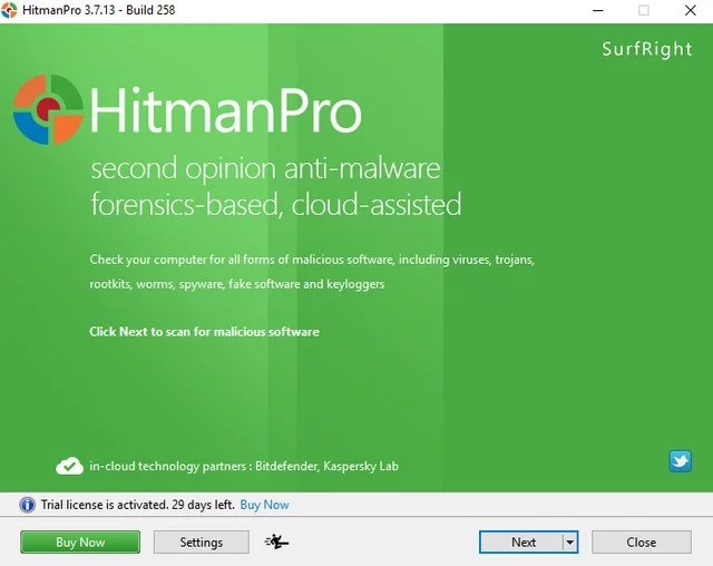 This image has an empty alt attribute; its file name is HitmanPro.jpg