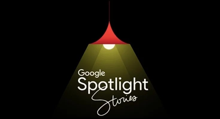 This image has an empty alt attribute; its file name is Google-Spotlight-Stories.jpg