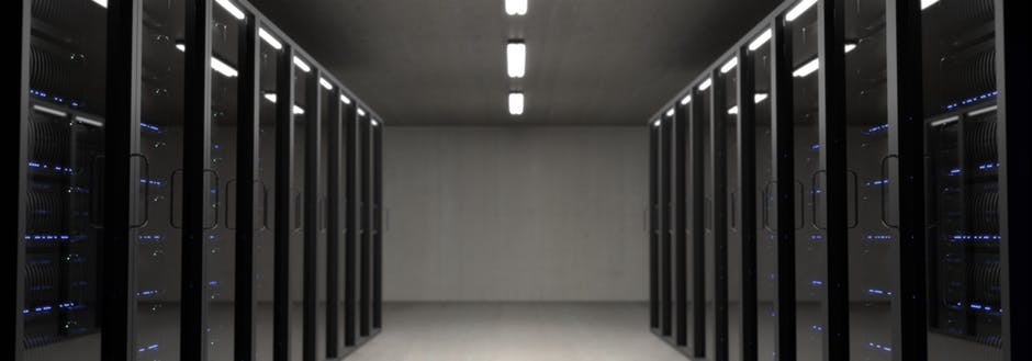 Picture of servers