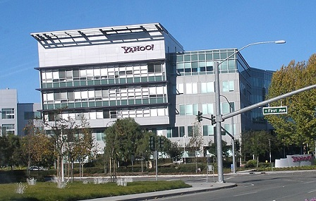 Yahoo Headquarters (Photo Credit: Coolcesar/Wikipedia)