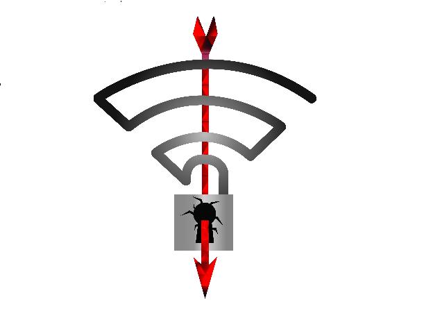 Krack Attack Logo WPA2