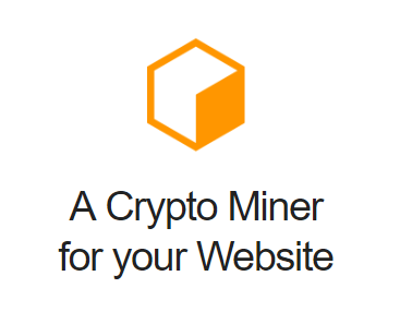 coinhive logo