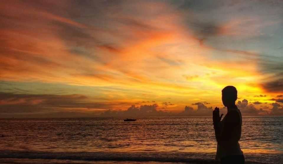 Yoga in Phuket, Thailand