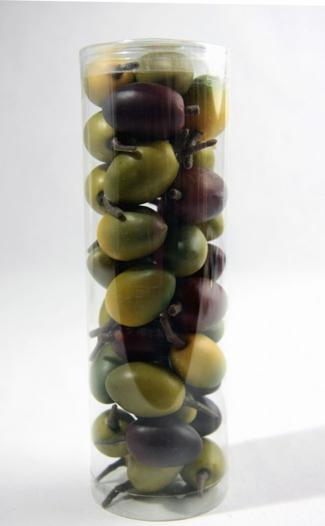 Artificial Olives Just Artificial