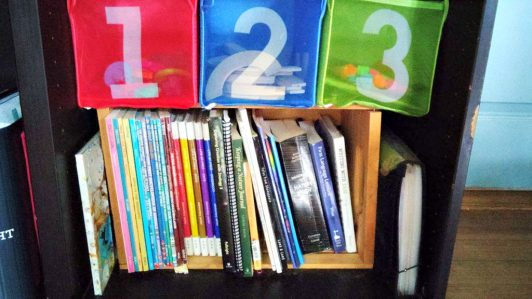 Organize Your Homeschool Room 10 Days of Homeschool Planning