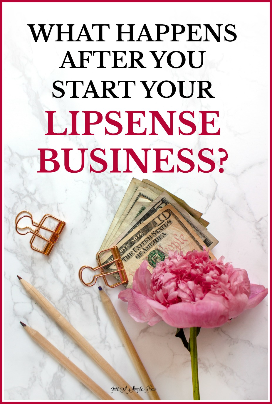 What happens after you start your LipSense business? Next steps? What training will you receive? Where should you put your focus? This should clear up all your questions so you can focus on building your business with excitement! #wahm #lipsense #workfromhome #sahm #makemoneyonline #directsales
