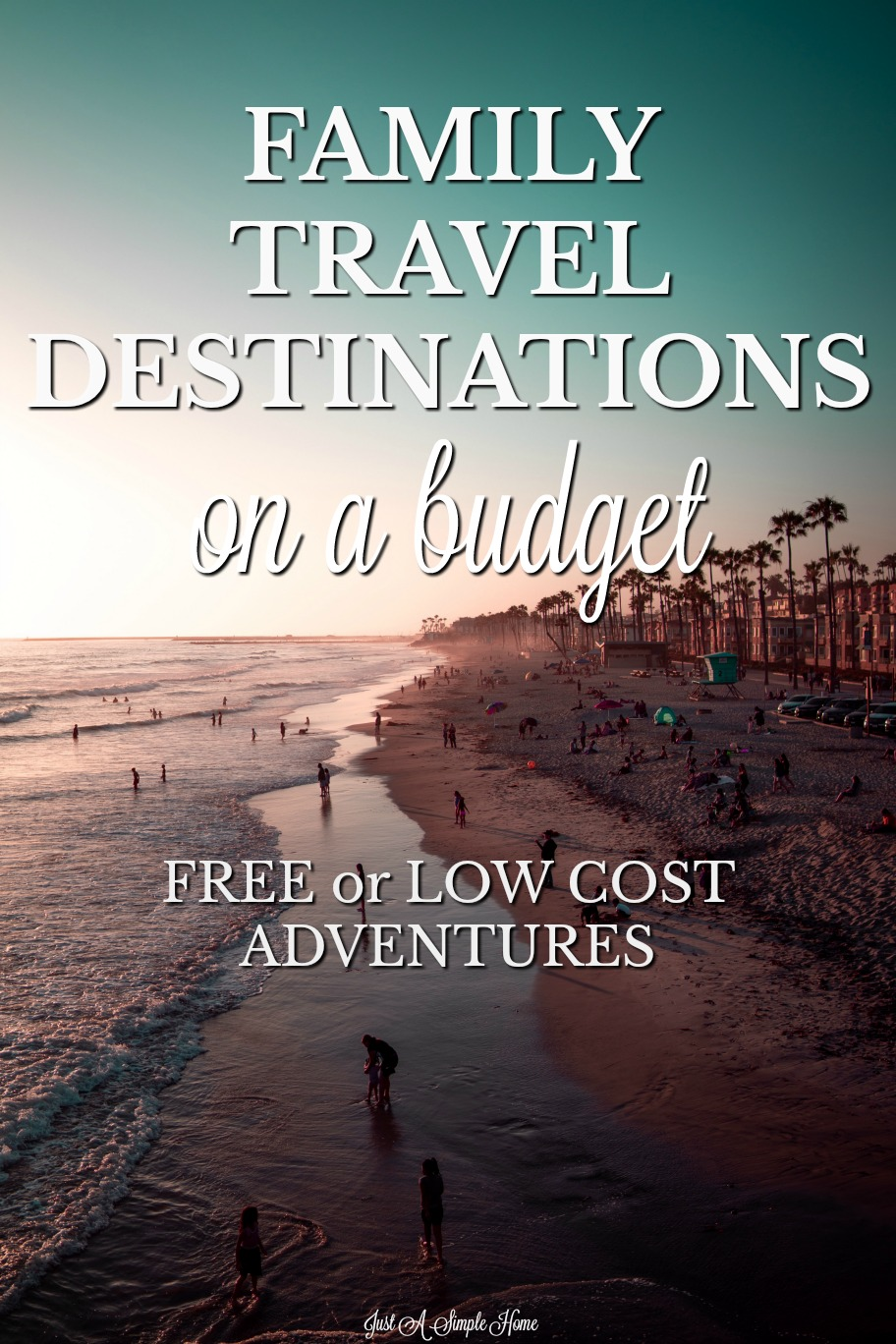 Top Family Travel Destinations on a Budget! You want to travel, but are on a budget. Come check out these places where all the adventures are free or very low cost! #familytravel #vacation #travelblogger #familytrip #newengland #daytrip #budgetgetaway