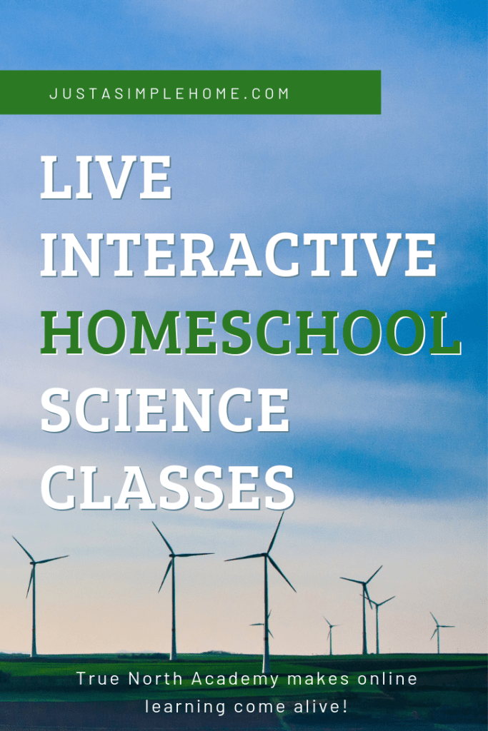 Online Science Homeschool True North Academy