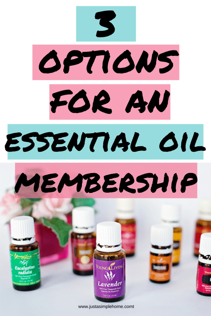 Young Living Membership Options
