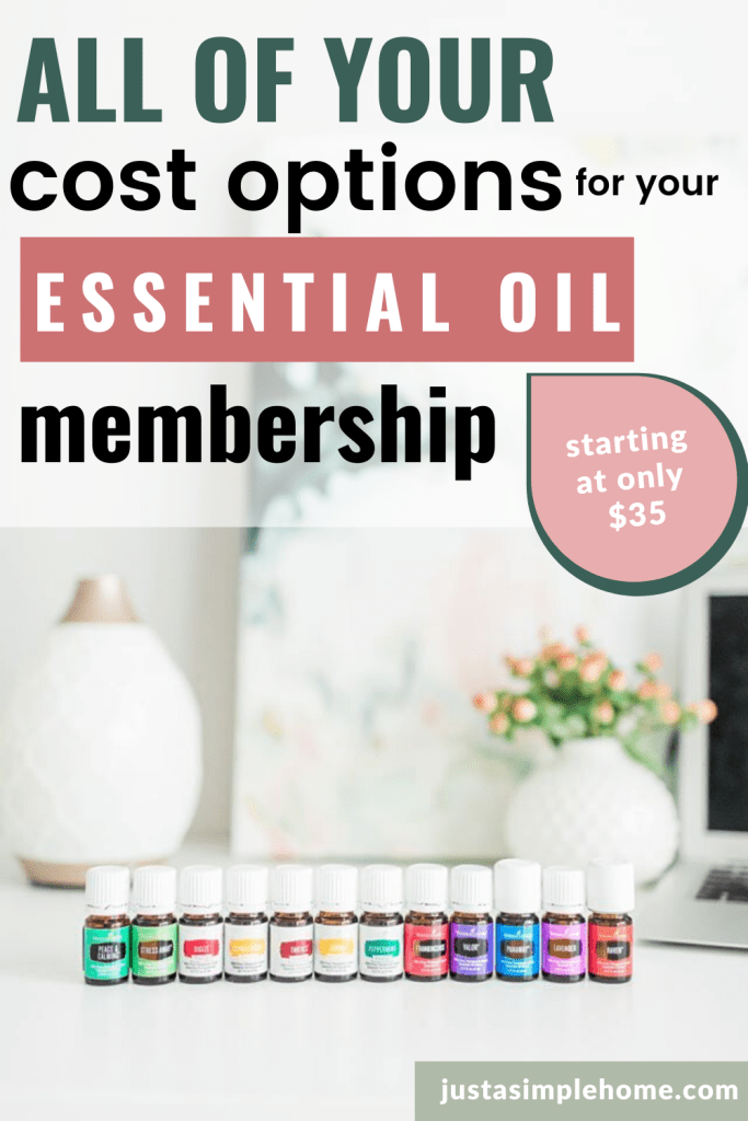 young living cost options