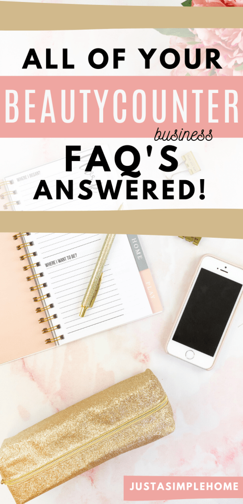 Becoming a Beautycounter Consultant FAQs