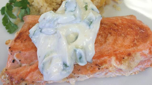 Stephanie Vella Cashew Salmon 031714