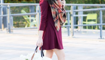 99987d0ec7d Casual Fall Outfit + TOMS Lunata Booties