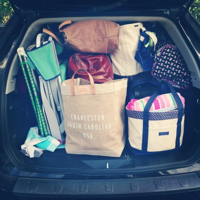 Packing Light @jennawessinger