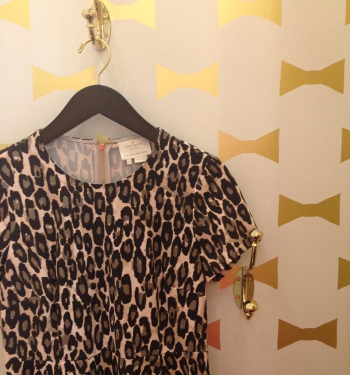 Kate Spade Leopard Dress