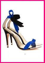 Ted Baker London Sakina Ankle Tie Heel