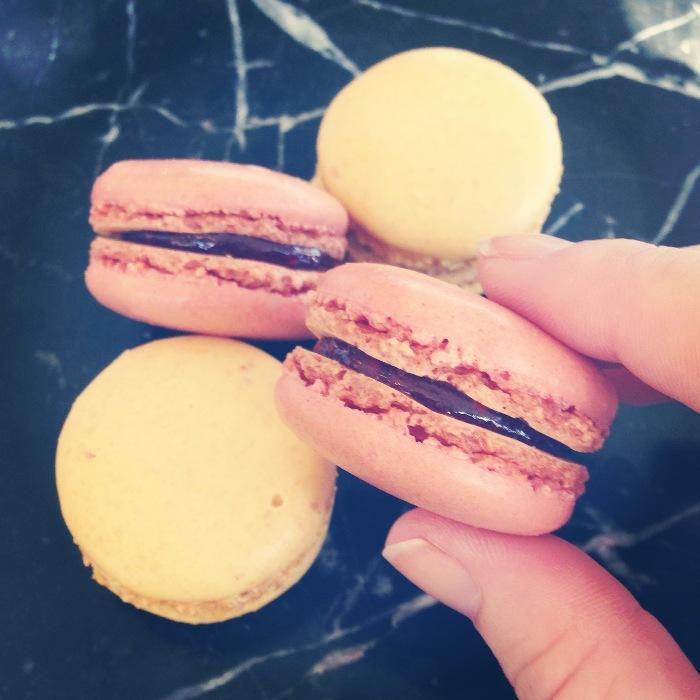 Henri's Bakery Macaroons