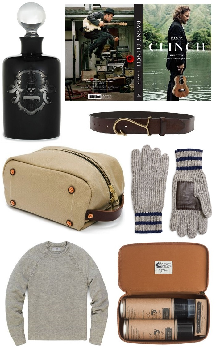 Gift Guide For Him 2014