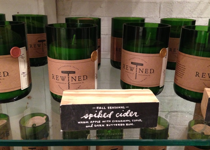 Rewined Spiked Cider Candles